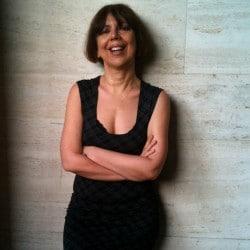 """Nazzarena Cozzi <br /><span class=""""arancio"""">Teacher and vice-coordinator</span>"""