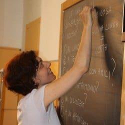 "Stefania Del Dò <br /><span class=""arancio"">Teacher</span>"