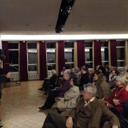 conferenza di colonia 22 novembre 2019 pubblico e direttore