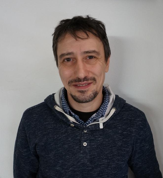 Francesco Federico <br>Teacher