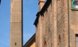 Cultura Italiana Bologna vista torre