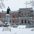university of Uppsala entrance