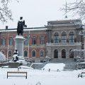 university of Uppsala entrance
